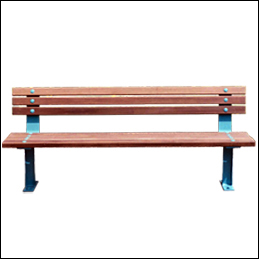 County Bench 5 - Model CB5-62