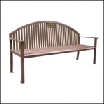 Estate Bench - Model E36-63A