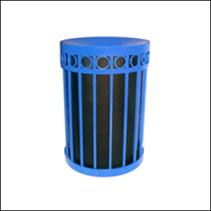 Main Street Receptacle - Model R30-1O
