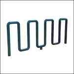 Pipeline Bike Rack - Model P15-BR91