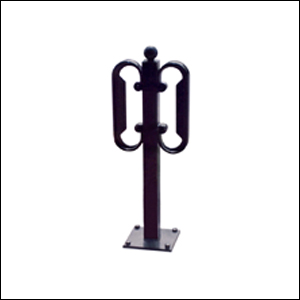 Victorian Bike Rack - Model V99-BR2