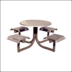 Modern Table & Seats - Model M16-T534